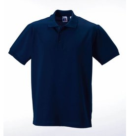 RUSSELL polo pima homme manches courtes