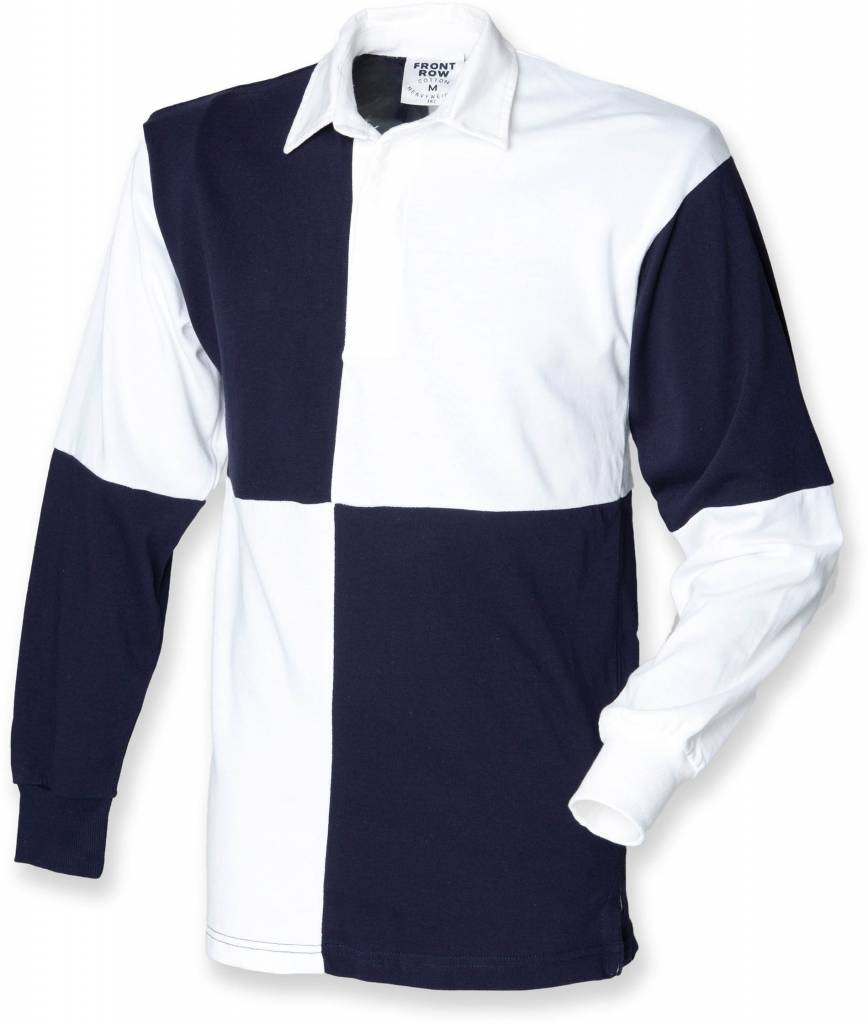 Polos Front Row blancs homme 6mXCX8G