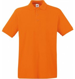 FRUIT OF THE LOOM polo piqué unisexe manches courtes