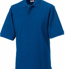 RUSSELL polo homme polycotton manches courtes