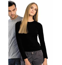 B&C tee-shirt femme 150 manches longues
