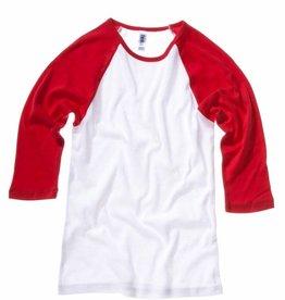 BELLA tee-shirt base-ball femme manches 3/4