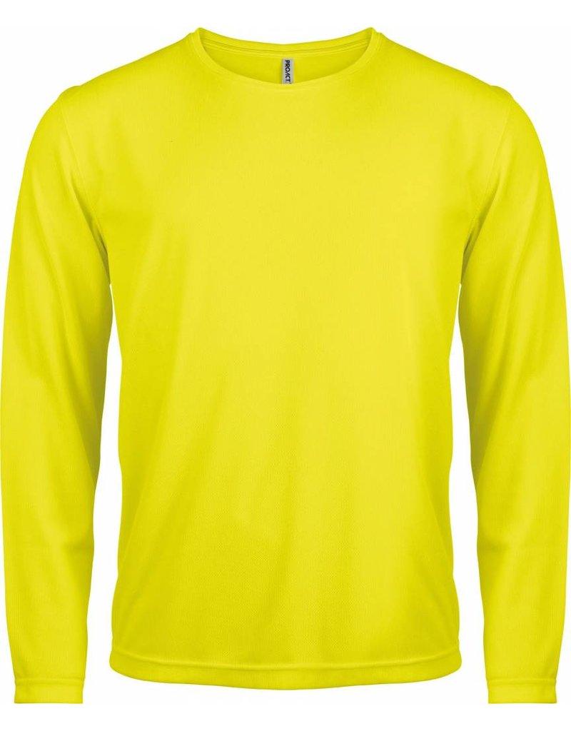 t shirt sport jaune homme kariban t shirt sport homme jaune fluo nike performance 3fm9828166 homme v. Black Bedroom Furniture Sets. Home Design Ideas