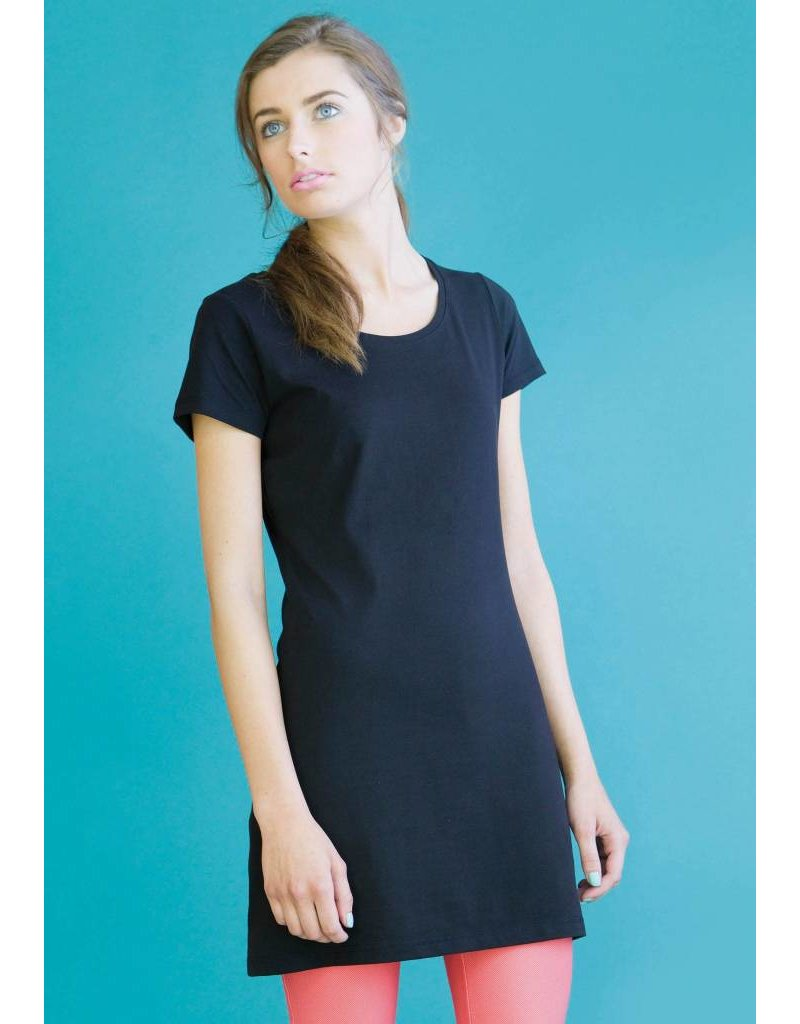 skinnifit robe tee-shirt manches courtes