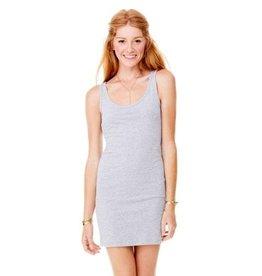BELLA robe tee-shirt sans manches