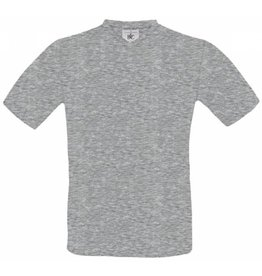 B&C tee-shirt homme col V manches courtes