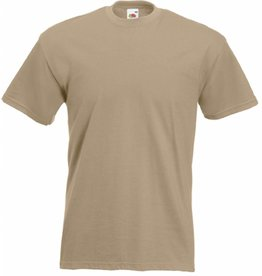 FRUIT OF THE LOOM tee-shirt premium 205gr