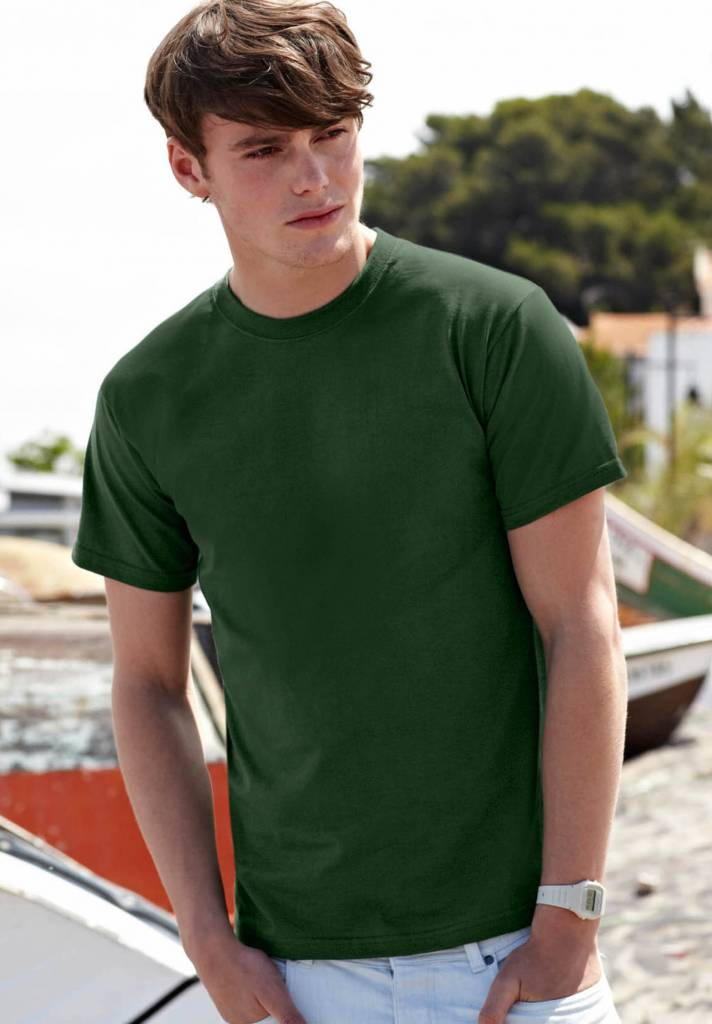 FRUIT OF THE LOOM tee-shirt premium 205gr manches courtes