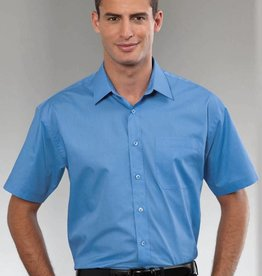 RUSSELL chemise homme popeline RU935M manches courtes