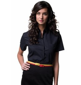 RUSSELL chemise femme popeline RU935F manches courtes