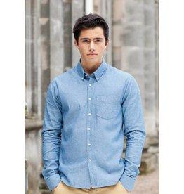 front row chemise jean classique FR501