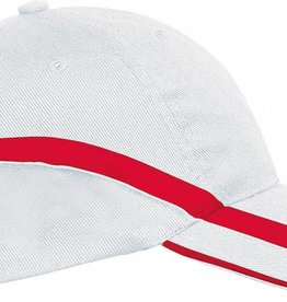 KARIBAN casquette bicolore 6 panneaux