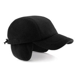 beechfield casquette polaire cache-oreilles