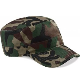 beechfield casquette camouflage