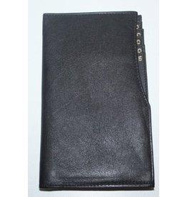 portefeuille serveur cuir pour billets