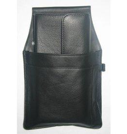 pochette cuir pour machine carte bleu ou portefeuille serveur - RUPTURE