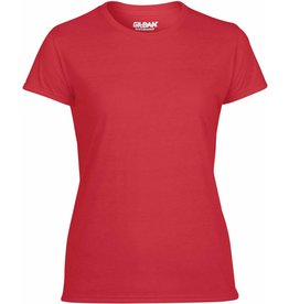 GILDAN tee-shirt femme performance 145gr manches courtes