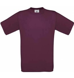 B&C tee-shirt homme exact 190 manches courtes