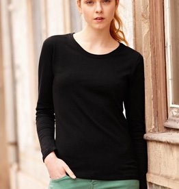 FRUIT OF THE LOOM tee-shirt femme valueweight 165gr