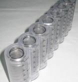 monnayeur euro 8 pièces transparent