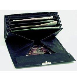 portefeuille serveur cuir