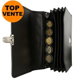portefeuille serveur-serveuse cuir RUPTURE STOCK