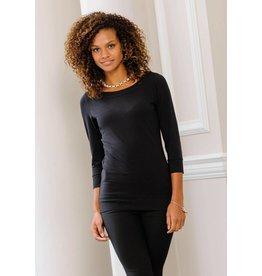 RUSSELL tee-shirt femme élasthanne manches 3/4 RU992F