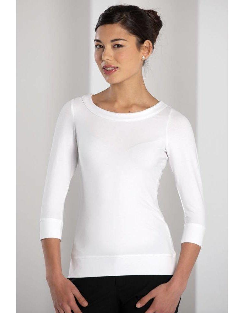 russell tee shirt femme lasthanne manches 3 4 ru992f nibetex v tement de travail objets. Black Bedroom Furniture Sets. Home Design Ideas