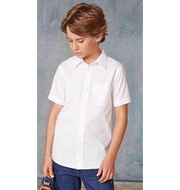 KARIBAN chemise popeline enfant k520