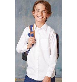 KARIBAN chemise popeline enfant K521