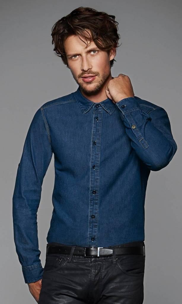chemise de travail homme great hazy bleu avec doublure en fourrure pour homme chemise carreaux. Black Bedroom Furniture Sets. Home Design Ideas