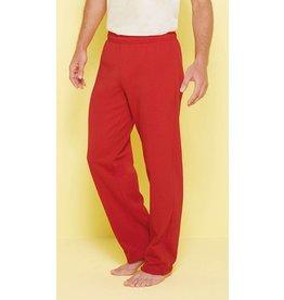 GILDAN pantalon de jogging bas droit GI18400