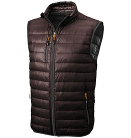 elevate gilet doudoune fairview homme