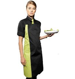 PREMIER tablier bavette bicolore PR162