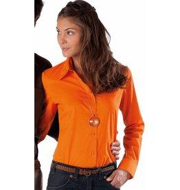 KARIBAN chemise femme Jessica manches longues K549