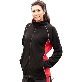 FINDEN HALES veste micropolaire femme bicolore LV551