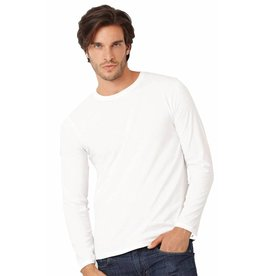 GILDAN tee-shirt col rond homme 150gr manches longues