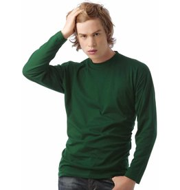 B&C tee-shirt homme exact 150 manches longues