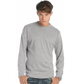 B&C tee-shirt homme exact 190 manches longues
