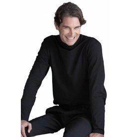 henbury tee-shirt homme col roulé H020 manches longues