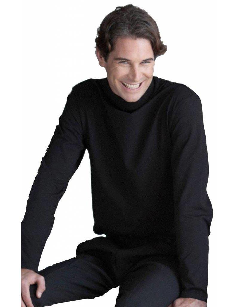 henbury tee shirt homme col roul h020 manches longues nibetex v tement de travail objets. Black Bedroom Furniture Sets. Home Design Ideas