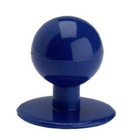 EGOCHEF boutons bille bleu marine