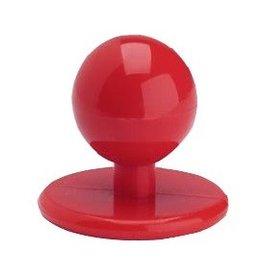 EGOCHEF boutons bille rouge