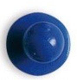 EGOCHEF boutons bille bleu roi