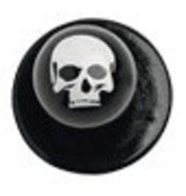 EGOCHEF boutons bille tête de mort