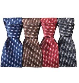 PREMIER cravate zig zag PR767