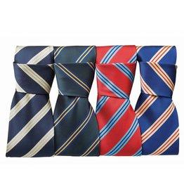 PREMIER cravate rayé PR724