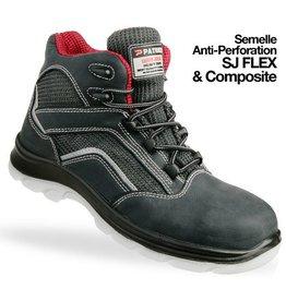 SAFETY JOGGER chaussure de sécurité montantes mountain S1P