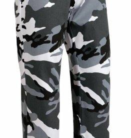 EGOCHEF pantalon cuisine élastique camouflage