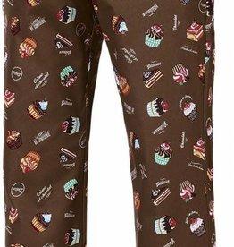 EGOCHEF pantalon cuisine élastique bonbons